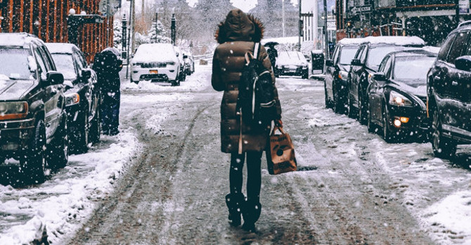 What to Wear for a Day Around NYC in the Winter