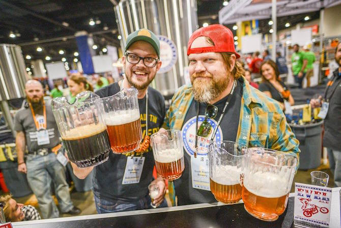 Win a Trip to the Great American Beer Festival From Heartland Brewery!