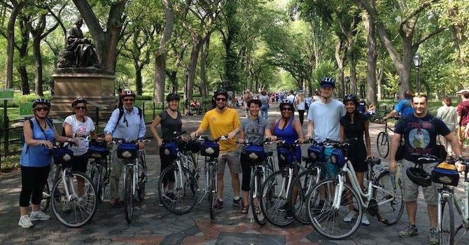 What Are the Best Bike Tours in NYC?