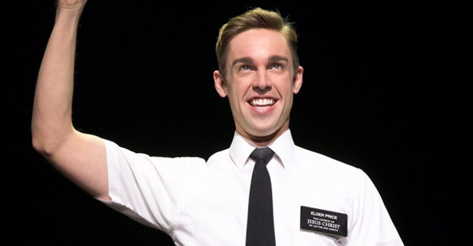 The Elder Price Is Right: Book of Mormon's Nic Rouleau