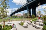 Spend the Day in Brooklyn Bridge Park