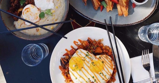 Bottoms Up! Bottomless Brunch Deals in Midtown