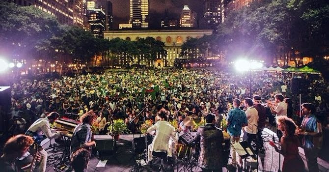 Summer Showtime, Bryant Park Picnics, FREE Performing Arts Series Coming Up This August