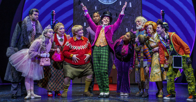 Big News for Charlie and the Chocolate Factory and the Christmas Spectacular