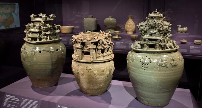 Art in a Time of Chaos: Ancient Treasures Come to China Institute