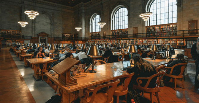 7 New York Writing Spots Every Student Should Visit