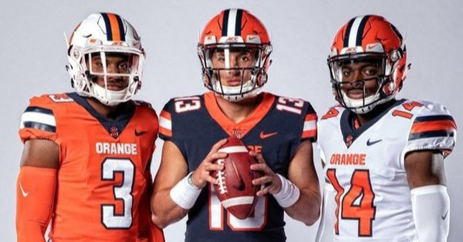 Could Syracuse Play in New York's Own Pinstripe Bowl?