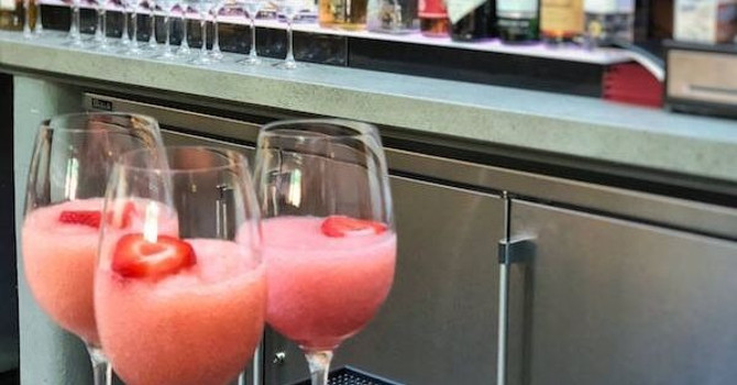 Tour de Frosé: The Best Frozen Rosé in NYC