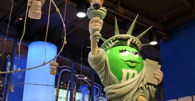 M&M's World New York Coupon: Get 20% Off!