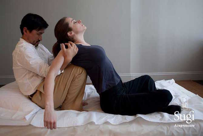 Sugi Acupressure Offers Long-Term Health Solutions