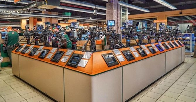 Best Electronics Stores in NYC