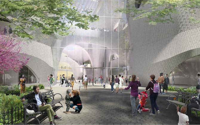 Richard Gilder Center: A Major Expansion for the Natural History Museum
