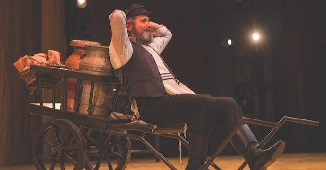A New Tradition: Two Takes on Fiddler in Yiddish