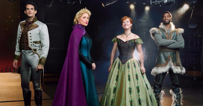 Broadway Buzz for Kids: Frozen, Charlie, and Wicked News