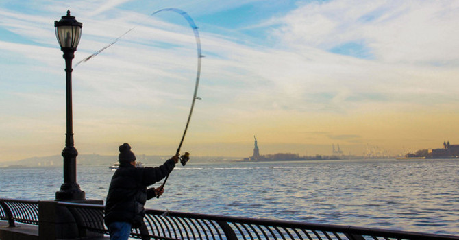 How to Fish in NYC