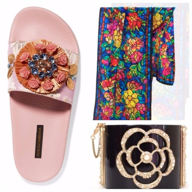 May Flowers: Where to Find Fashionably in Bloom Florals in NYC