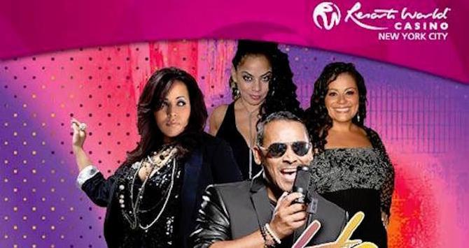 Freestyle Take Over Featuring Lisa Lisa Performs at Resorts World Casino