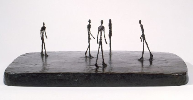An Incredible Giacometti Retrospective Comes to the Guggenheim