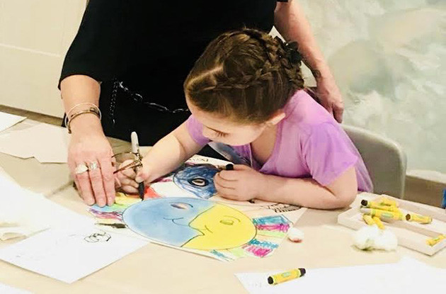 Wholeness Center of Rockland Adds Art Classes for Kids