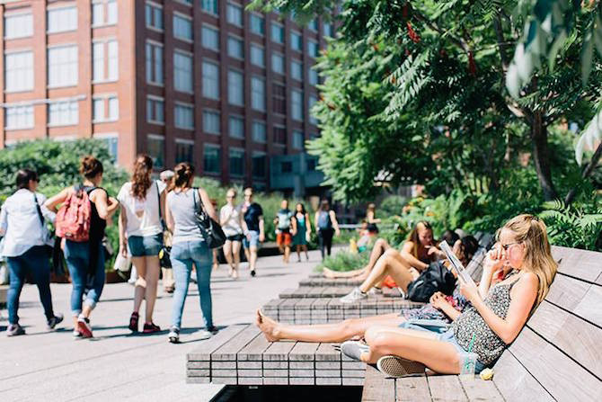 Park in the Sky: Our Guide to NYC's High Line