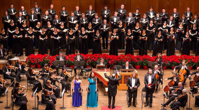 Top 10 Holiday Concerts in NYC