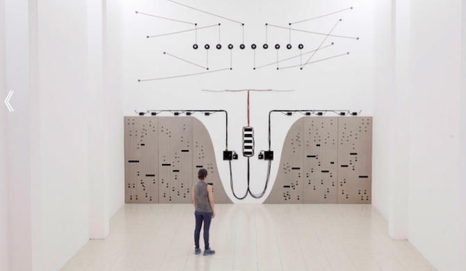 Sonic Arcade: Shaping Space with Sound at the Museum of Arts and Design