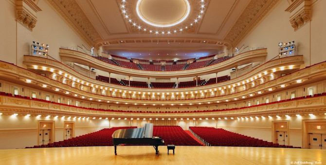 Why You Should Visit Carnegie Hall