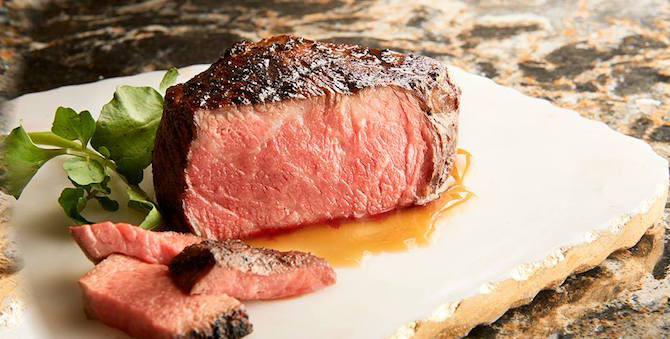Uptown or Downtown, Morton's Serves 'The Best Steak Anywhere!'