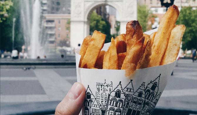 NYC's Best French Fries
