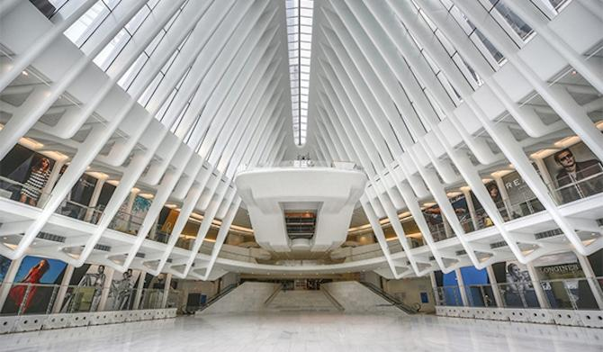 New Shopping Centers in New York City