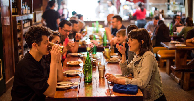 9 Communal Dining Options: Eating Alone Together in NYC