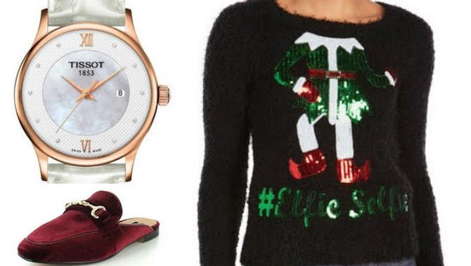 City Shopping NYC: How to Dress for the Holidays