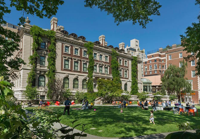 Have Library Card, Visit 33 NYC Museums-FREE, with Culture Pass