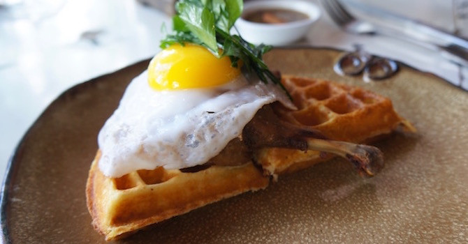 Where to Get the Best Waffles in NYC