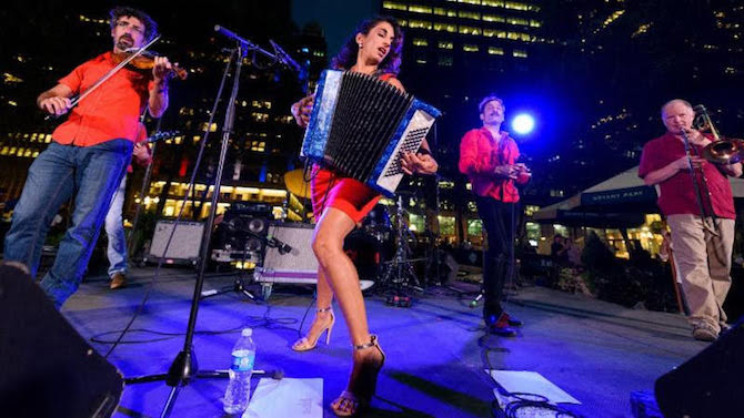 Free September Events in Bryant Park: Macbeth, The Barber of Seville, and More