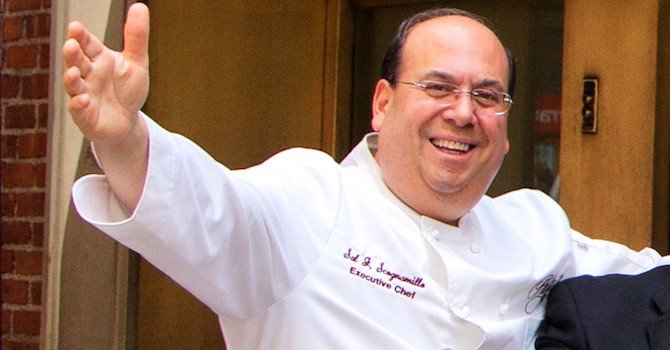 All in the Family: Chef Sal Scognamillo of Patsy's Italian Restaurant