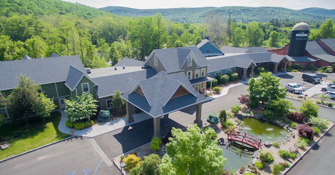 Enjoy a Day of Pampering in the Catskills-Emerson Resort & Spa