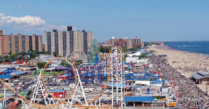 On the Waterfront: Brooklyn's Coastal Neighborhoods
