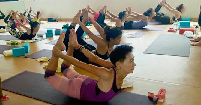 Drop-In Yoga Classes for Visitors to Midtown NYC