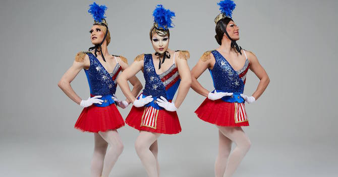 Winter Dance Performances in NYC