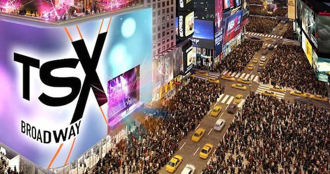 TSX Broadway: Times Square's Brightest New Destination