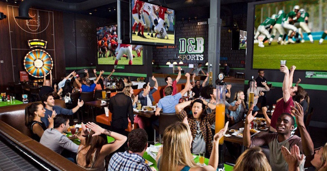 Great Places to Watch Football in NYC