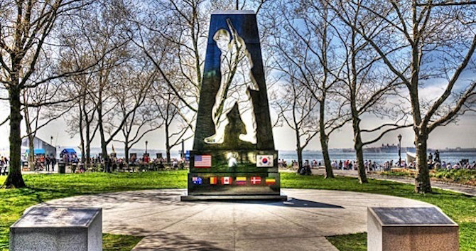 Public Art and More: What to See in Battery Park