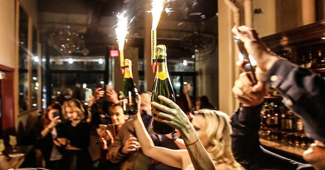 5 Best Spots to Sip Champagne in NYC