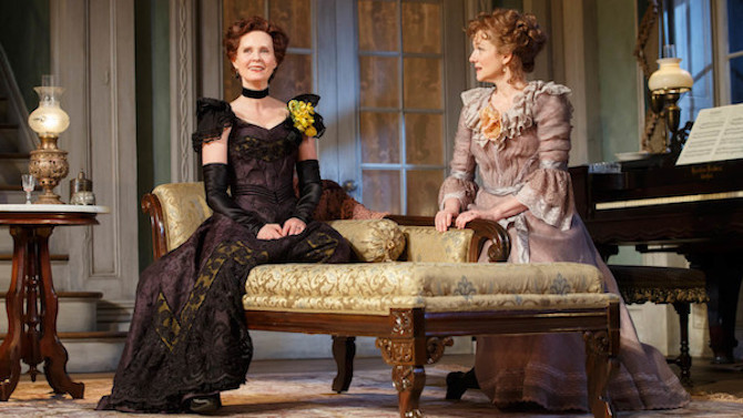 Broadway and Off-Broadway Closings: Farewell to The Little Foxes and More