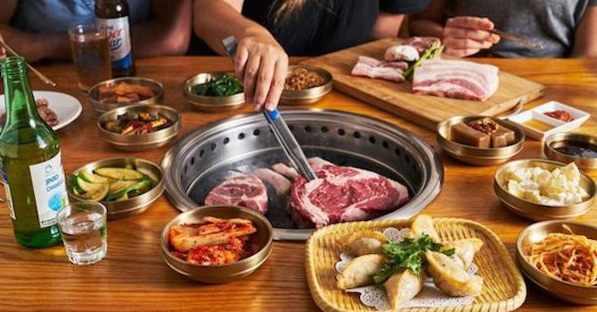 KBBQ: 5 Korean BBQ Spots to Try Now in NYC