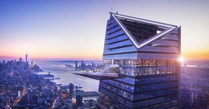 Tickets Now Available for Edge, The Observation Deck at Hudson Yards