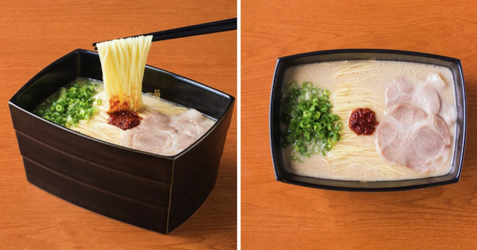 New Ramen for Fall at Ichiran Times Square