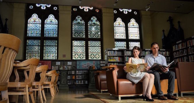 10 NYC Libraries for Special Interests