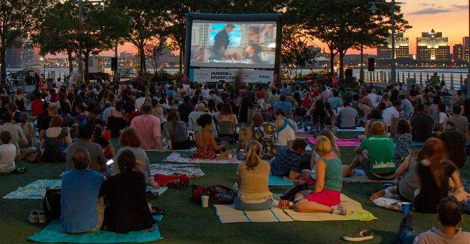 How to Enjoy Movie Magic in Summer 2020: 4 of the Best Outdoor Cinemas in New York